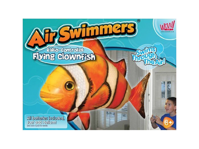 Bild Air Swimmer Clownfisch